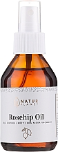 Fragrances, Perfumes, Cosmetics Unrefined Rose Hips Oil - Natur Planet Rosehip Oil 100%
