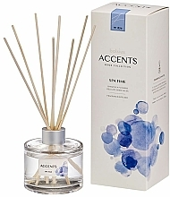"""Fragrances, Perfumes, Cosmetics Reed Diffuser """"Champagne Flowers and Delicate White Musk"""" - Bolsius Fragrance Diffuser Spa Time"""