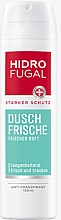 """Fragrances, Perfumes, Cosmetics Antiperspirant Spray """"Freshness"""" - Hidrofugal Shower Fresh Spray"""