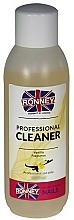 "Fragrances, Perfumes, Cosmetics Nail Degreaser ""Vanilla"" - Ronney Professional Nail Cleaner Vanilia"