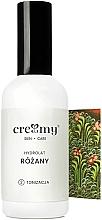 Fragrances, Perfumes, Cosmetics Rose Hydrolate - Creamy Skin Care Rose Hydrolat