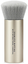 Fragrances, Perfumes, Cosmetics Makeup Brush - Bare Escentuals Bare Minerals Seamless Buffing Brush With Antibacterial Charcoal