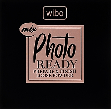 Fragrances, Perfumes, Cosmetics 2-in-1 Setting Powder-Primer - Wibo Photo Ready Mix Powder