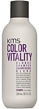 Fragrances, Perfumes, Cosmetics Blonde Hair Shampoo - KMS California Colorvitality Blonde Shampoo