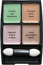 Fragrances, Perfumes, Cosmetics Corrector Palette - NYC Perfect & Reflect Complete Foundation Kit-choose Your Color!