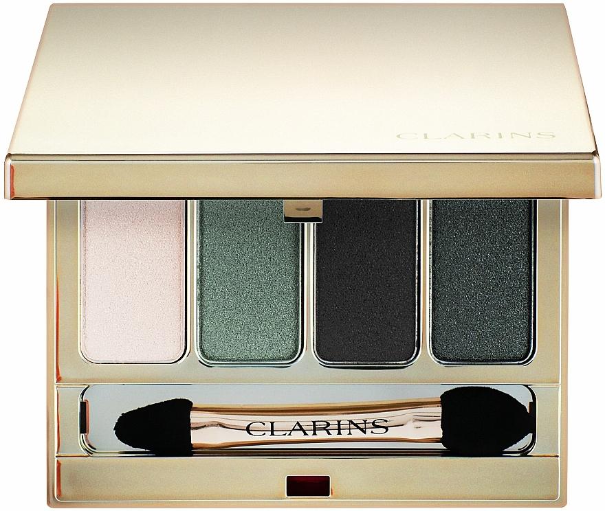 Eyeshadow Quatro - Clarins 4-Colour Eyeshadow Palette