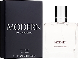 Fragrances, Perfumes, Cosmetics Banana Republic Modern Man - Eau de Toilette