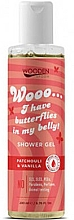 Fragrances, Perfumes, Cosmetics Shower Gel - Wooden Spoon I Have Butterflies In My Belly Shower Gel