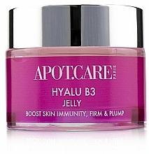 Fragrances, Perfumes, Cosmetics Face Gel - APOT.CARE Hyalu B3 Jelly