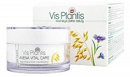 Fragrances, Perfumes, Cosmetics Sensitive Skin Soothing Day Cream - Vis Plantis Avena Vital Care Moisturizing Day Cream
