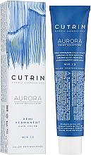 Fragrances, Perfumes, Cosmetics Ammonia-Free Hair Color - Cutrin Aurora Demi Color