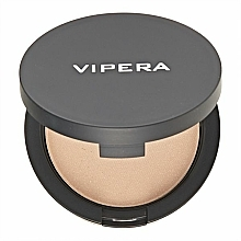 Fragrances, Perfumes, Cosmetics Face Compact Powder with Mirror - Vipera Face Powder