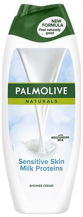 Protein Shower Cream-Gel - Palmolive Naturals Delicate Skin Milk Protein Cream