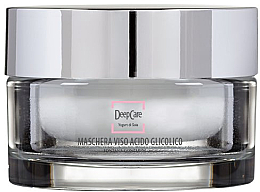 Fragrances, Perfumes, Cosmetics Hyaluronic Acid Face Mask - Fontana Contarini Glycolic Acid Face Mask