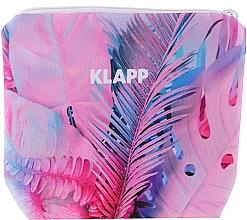 Fragrances, Perfumes, Cosmetics Makeup Bag - Klapp