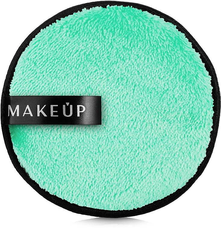"Cleansing Sponge ""My Cookie"", mint - MakeUp Makeup Cleansing Sponge Mint"