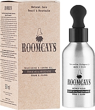 Fragrances, Perfumes, Cosmetics Beard and Moustache Oil - Roomcays