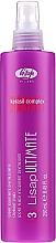 Fragrances, Perfumes, Cosmetics Strengthening Fluid - Lisap Milano Lisap Ultimate 3 Straight Fluid Spray