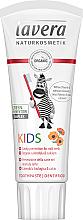 Fragrances, Perfumes, Cosmetics Kids Fluoride-Free Toothpaste - Lavera Kids Toothpaste Organic Calendula and Calcium Fluoride