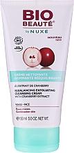 Fragrances, Perfumes, Cosmetics Exfoliating Cleansing Face Cream - Nuxe Bio Beaute Rebalancing Exfoliating Cleansing Cream
