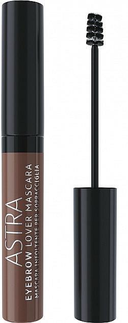 Brow Mascara - Astra Make-up Lover Eyebrow Mascara — photo N1