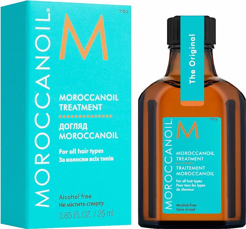 Repair Hair Oil - Moroccanoil Oil Treatment For All Hair Types