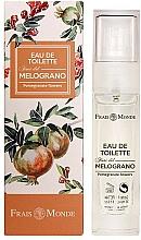 Fragrances, Perfumes, Cosmetics Frais Monde Pomegranate Flowers - Eau de Toilette