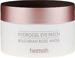 Fragrances, Perfumes, Cosmetics Bulgarian Rose Extract Hydrogel Eye Patch - Heimish Bulgarian Rose Hydrogel Eye Patch