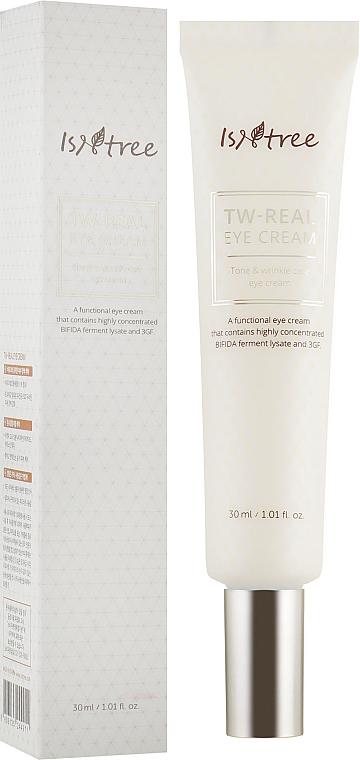 Eye Cream - IsNtree TW-Real Eye Cream