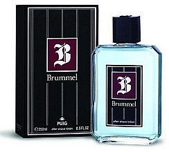 Fragrances, Perfumes, Cosmetics Antonio Puig Brummel - After Shave Lotion