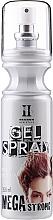Fragrances, Perfumes, Cosmetics Super Strong Hold Gel Spray - Hegron Gel Spray Megastrong