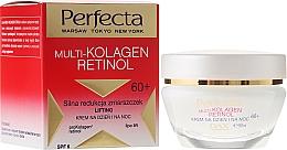 Fragrances, Perfumes, Cosmetics Face Cream - Dax Cosmetics Perfecta Multi-Collagen Retinol Face Cream 60+
