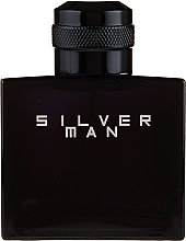 Jeanne Arthes Silver Man - Eau de Toilette — photo N3