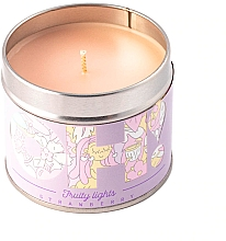 """Fragrances, Perfumes, Cosmetics Scented Candle """"Strawberry"""" - Oh!Tomi Fruity Lights Candle"""