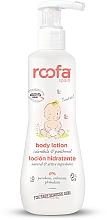 Fragrances, Perfumes, Cosmetics Body Lotion - Roofa Calendula & Panthenol Body Lotion