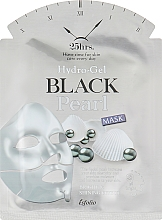 Fragrances, Perfumes, Cosmetics Black Pearl Hydrogel Facial Mask - Esfolio Hydro-Gel Black Pearl Mask