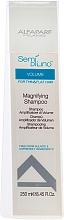 Fragrances, Perfumes, Cosmetics Volume Hair Shampoo - Alfaparf Semi di Lino Volume Magnifying Shampoo