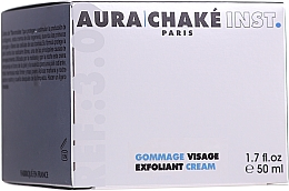 Fragrances, Perfumes, Cosmetics Exfoliant Face Cream - Aura Chake Exfoliant Cream