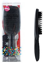 """Fragrances, Perfumes, Cosmetics Massage Hair Brush """"Blow-Styling"""", black - Rolling Hills Blow-Styling Smoothing Brush"""