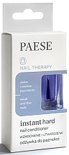 Fragrances, Perfumes, Cosmetics Nail Conditioner - Paese Nail Therapy Instant Hard Conditioner