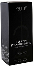 Fragrances, Perfumes, Cosmetics Keratin Straightening Rebonding System - Keune Keratin Straightening Rebonding System Strong
