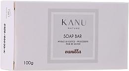 "Fragrances, Perfumes, Cosmetics Hand & Body Soap Bar ""Vanilla"" - Kanu Nature Soap Bar Vanilla"