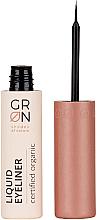 Fragrances, Perfumes, Cosmetics Liquid Eyeliner - GRN Liquid Eyeliner Black Tourmaline