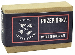 "Fragrances, Perfumes, Cosmetics Laundry Soap ""Quail"" - Cztery Szpaki"