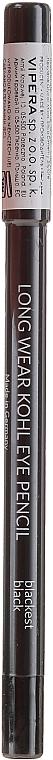 Eye Pencil - Vipera Long Wear Kohl Eye Pencil