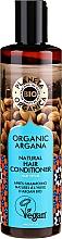 Fragrances, Perfumes, Cosmetics Repair Hair Conditioner - Planeta Organica Organic Argana Natural Hair Conditioner