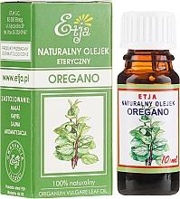 "Fragrances, Perfumes, Cosmetics Natural Essential Oil ""Oregano"" - Etja Natural Origanum Vulgare Leaf Oil"