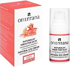 Fragrances, Perfumes, Cosmetics Ultra-Moisturizing Eye Cream - Orientana Bio Eye Cream