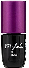 Fragrances, Perfumes, Cosmetics Gel Polish Top Coat - MylaQ My Top