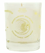 Fragrances, Perfumes, Cosmetics Panier des Sens Scented Candle Amber Moon - Scented Candle